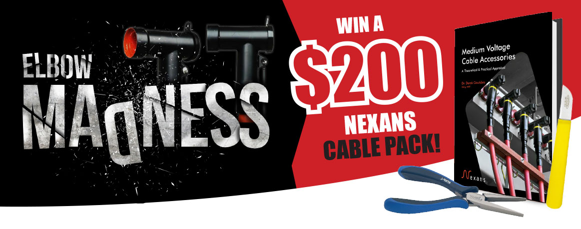 Elbow Madness win a $200 cable pack