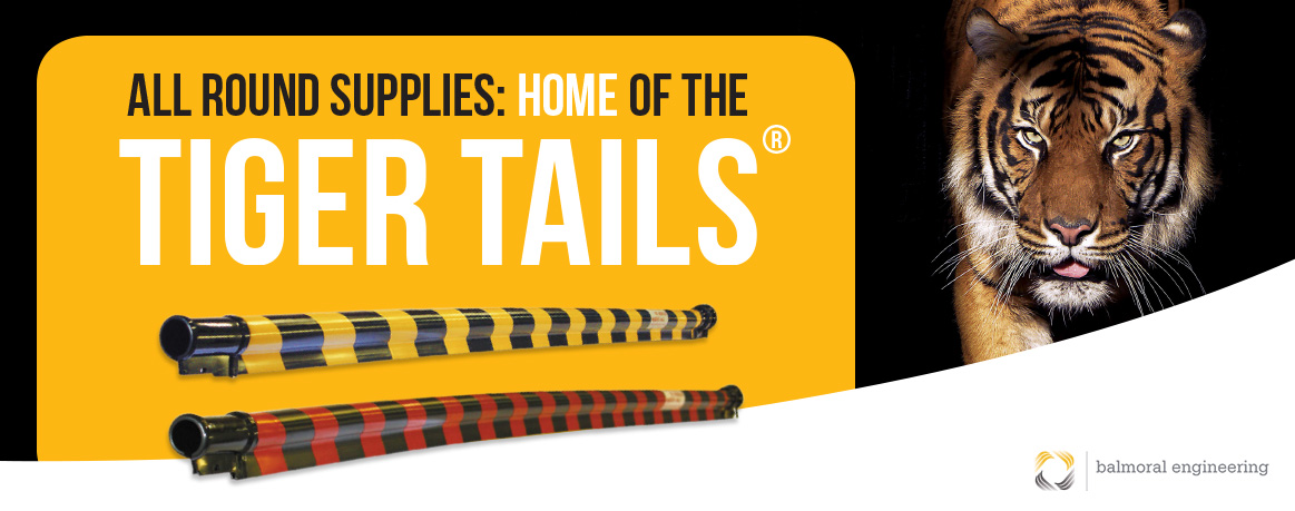 All Round Supplies Home of the Tiger Tails
