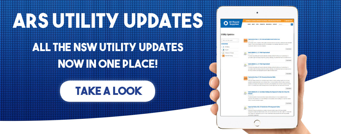 UTILITY UPDATES PAGE