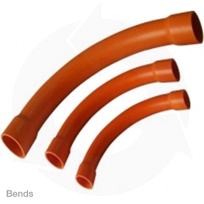 electrical conduit bends