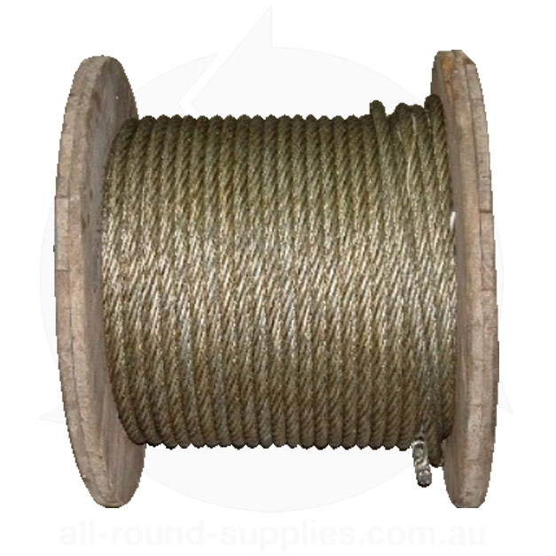 STAY WIRE - ALL ROUND SUPPLIES