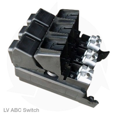 LV ABC 3 phase switch