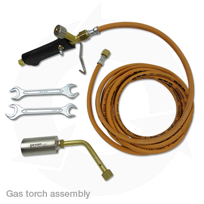 gas torch assembly