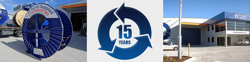 All Round Supplies celebrating 15 years