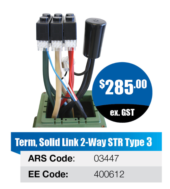 Solid Link 2-way STR Type 3