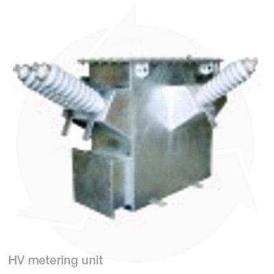 HV metering unit