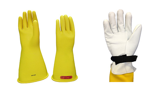 Balmoral insulating gloves