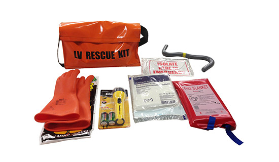 Balmoral LV rescue kit