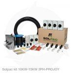 solpac kit 10 15kw 3ph projoy