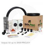 solpac kit 3kw projoy