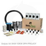 solpac kit 5-10kw 3ph projoy