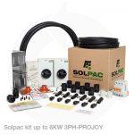 solpac kit 6kw 3ph projoy