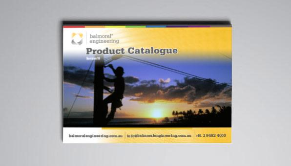 Balmoral Engineering product catalogue