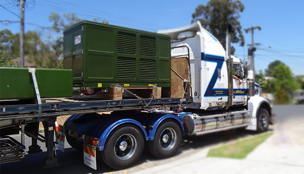 Endeavour Energy substation and culvert delivery