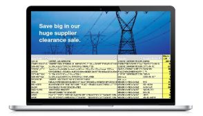 Suppliers Clearance Sale Electrical Supplies