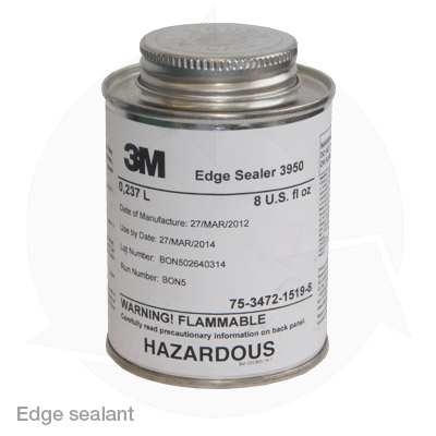 3M label edge sealant