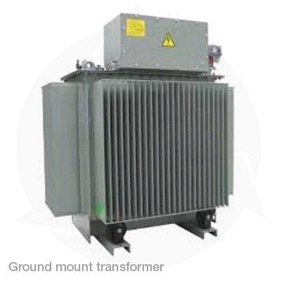 Ground transformer