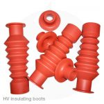 HV insulating boots