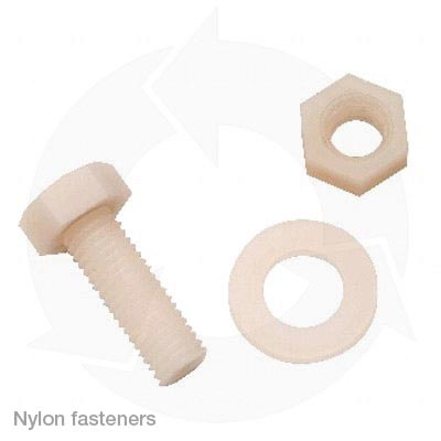 Nylon fasteners