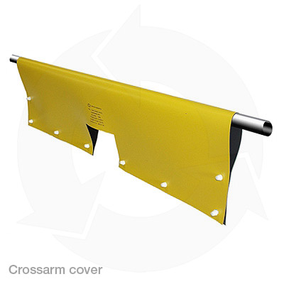 crossarm cover