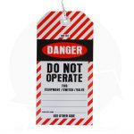 danger do not operate safety tag