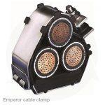 ellis emperor trefoil cable clamp
