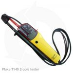 fluke T140 two 2 pole tester