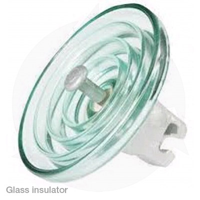 Glass insulator