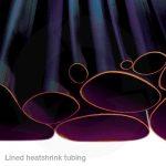 Lined heatshrink tube