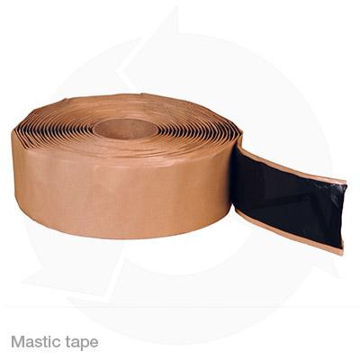 Mastic tape
