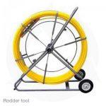 Rodder tool yellow