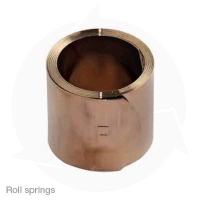 Roll springs