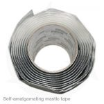 self amalgamating mastic tape