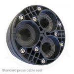 Standard press cable seals