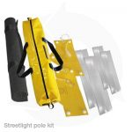 street light pole kit