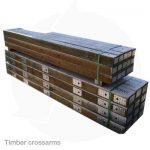 timber crossarms