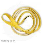 webbing tie off