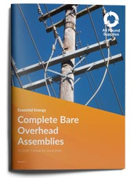 complete bare overhead assemblies essential energy