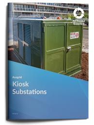 kiosk substation ausgrid brochure