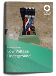 low voltage underground brochure endeavour energy
