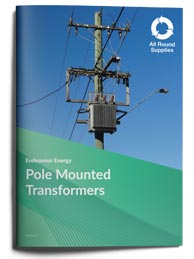 pole mounted transformer endeavour energy brochure