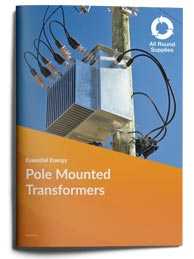 pole mounted transformer essential energy brochure