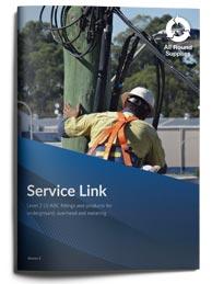 service link brochure