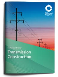 transmission construction endeavour energy brochure