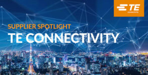 te connectivity supplier spotlight