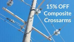 composite crossarm sale
