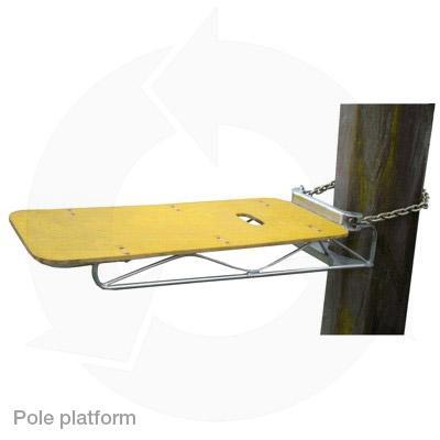 pole platforms
