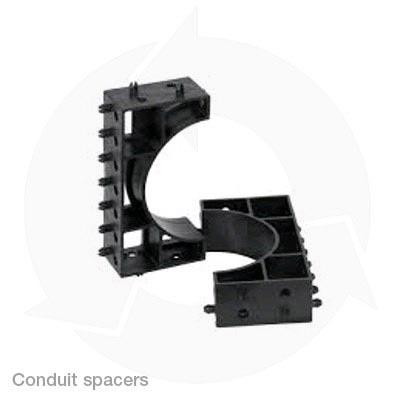 Conduit spacer