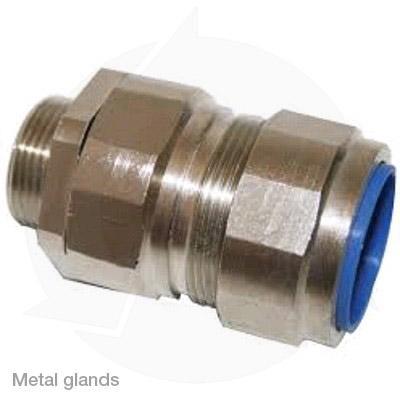 Metal glands